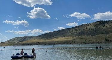 Bear Creek Lake Park Campground