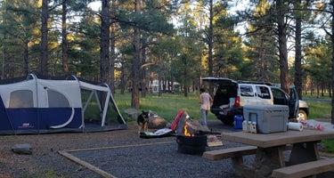 Kaibab Lake Recreation Site Kaibab Lake Campground