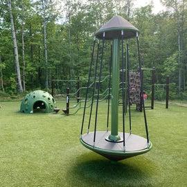 new playground