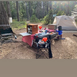 Lot #142 (North Campground)
