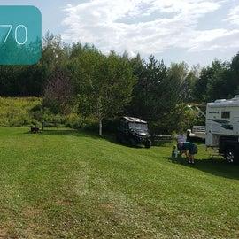 Arndt's Aroostook River 70