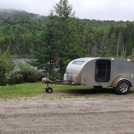 Little Jo Mary Pond Campsite 1