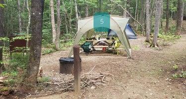 Lunksoos Campsite