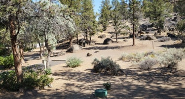 Deschutes Campground