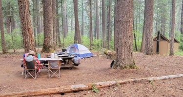 Union Creek Campground - Rogue River