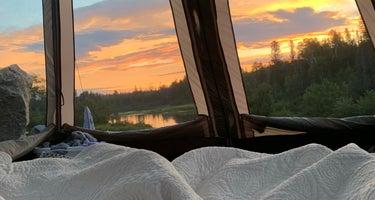 Moose Rapids Campground