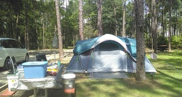 Sand Pond Campground - Pine Log State Forest