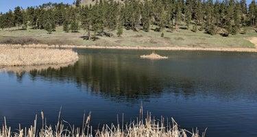 Blacks Pond Campground
