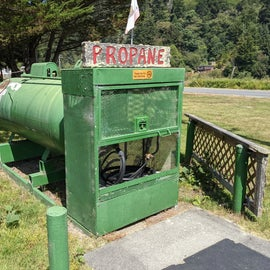 propane available here
