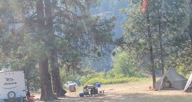 Dunn Creek Flats Campground