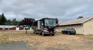 Grays Harbor County Fair Campground