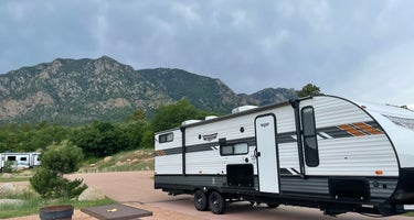 Cheyenne Mountain State Park The Meadow Campground