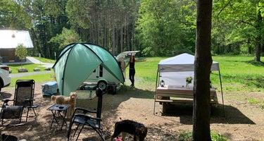 Copake Falls Campground