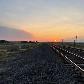 Union Pacific Tracks