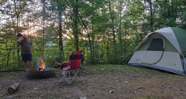 Camp New Wood County Park