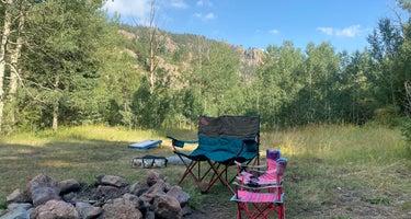 Phantom Canyon Road BLM Sites