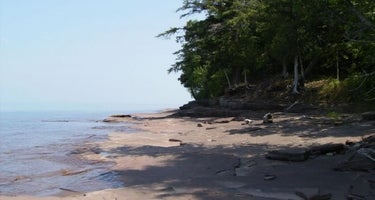 Little Presque Isle State Forest Cabins