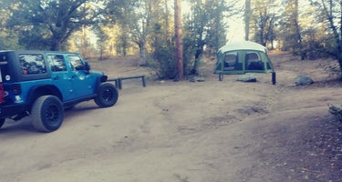 Powell Springs Campground - Prescott National Forest
