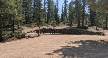 Dixie National Forest King Creek Group Site
