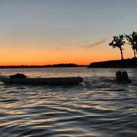 Sunset beauty!!