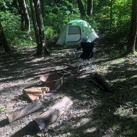 M62 Campsite