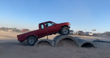 Truckhaven at Ocotillo Wells State Vehicle Recreation Area