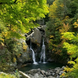 Nearby Bash Bish Falls