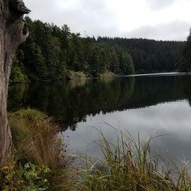 Lake Maria at the campground.