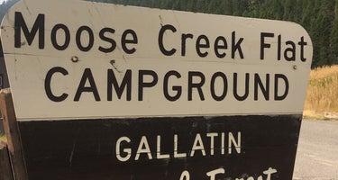 Moose Creek Flat Campground