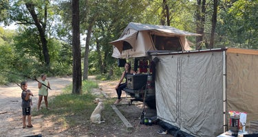 Blue River Campground