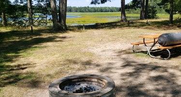 Reedsburg Dam State Forest Campground