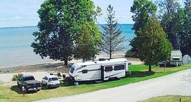 Kleinke Park Campground