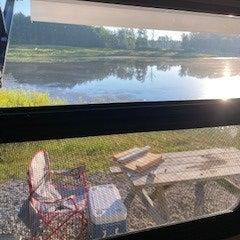 Narrows Lake Campground Site P2