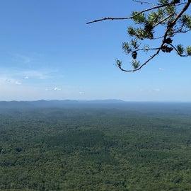 pulpit rock view