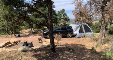Royal Gorge East Ridge Campground