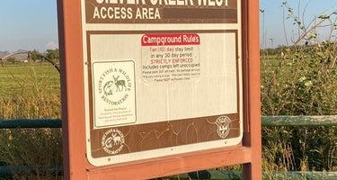 Silver Creek West Access Area