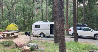 Pine Flat Campground West