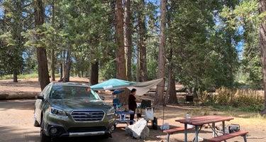 Kings Canyon National Park Azalea Campground