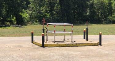 COE Eufaula Lake Belle Starr Park