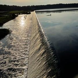 Reed Bigham Dam