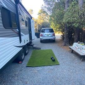 super clean camping