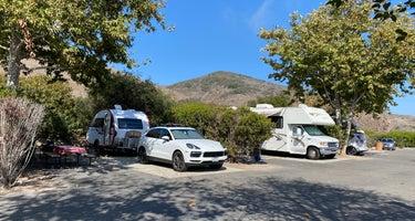 Ocean Mesa Campground at El Capitan