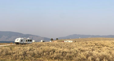 Henry's Lake BLM Dispersed