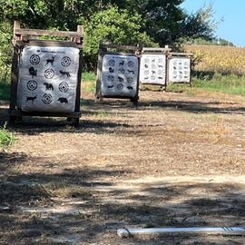 Only campground archery range I've seen.