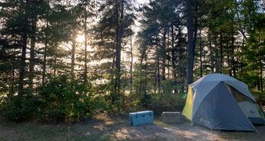 Blind Sucker #2 State Forest Campground