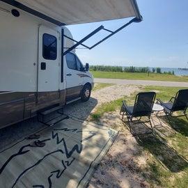 Chesapeake Bay Front View