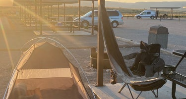 Sunset Reef Camground (BLM)