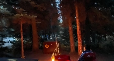 Colter Bay Campground