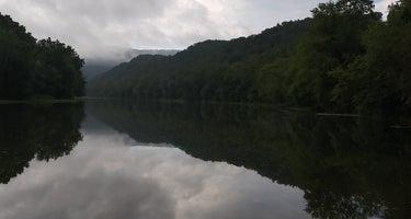 Fifteen Mile Creek Campsite