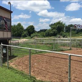 Rodeo facilities